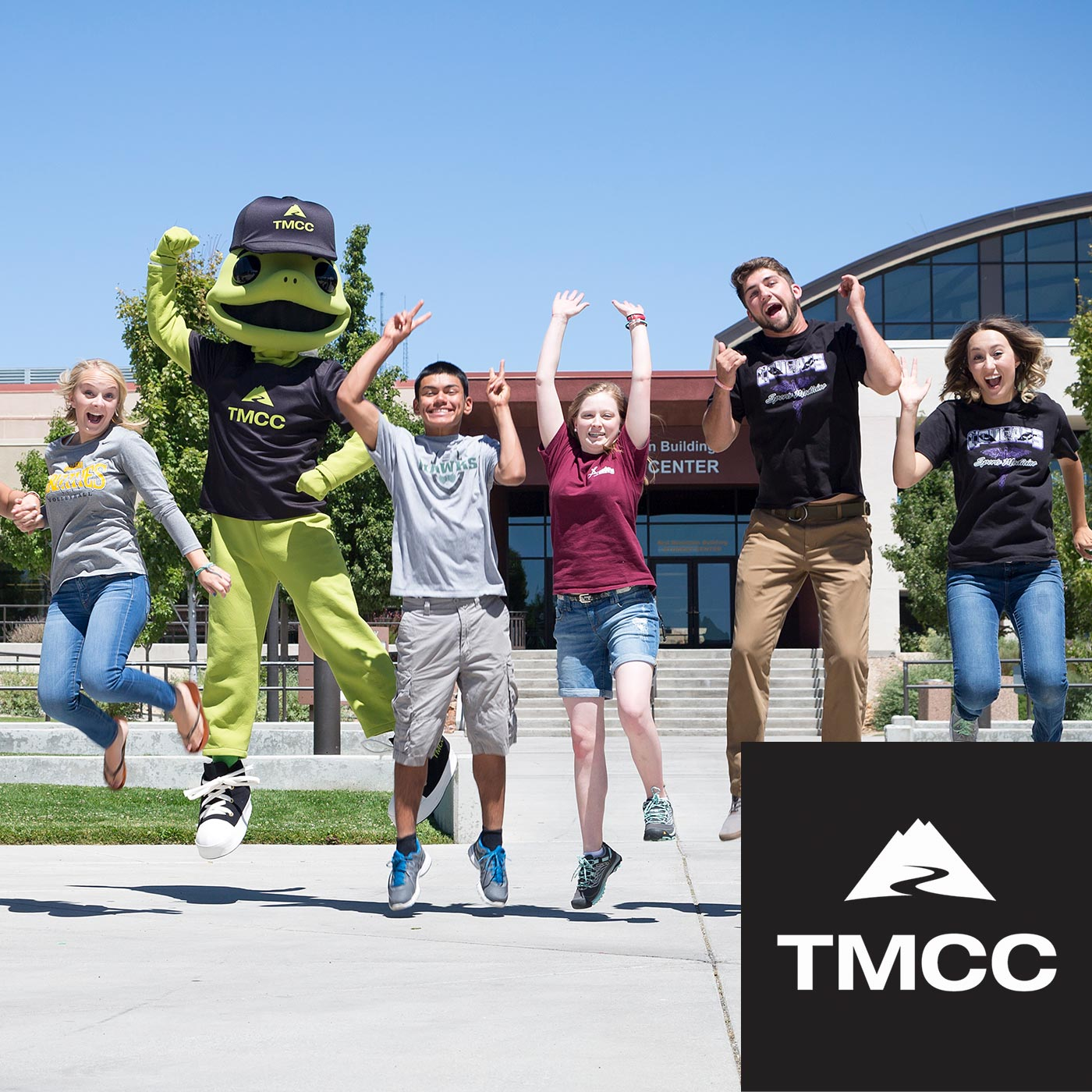 The TMCC DISCO Welcomes You!