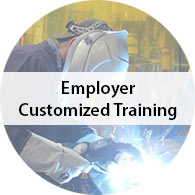 Employer Customized Training