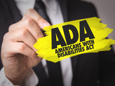 Americans with Disabilities Act Image