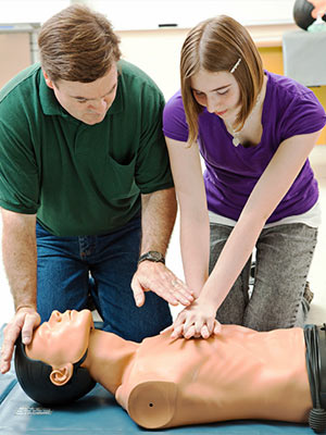 CPR Training Photo