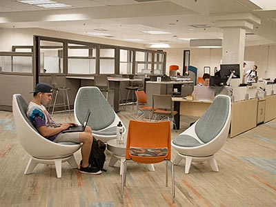 Cool Library Chairs