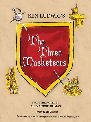 Three Musketeers Production Logo