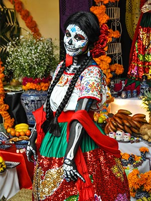 Day of the Dead Tradition Image