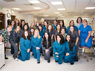 Dental Assisting Students Image
