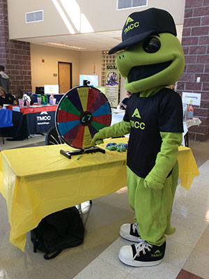 Photo of Student Success Fair