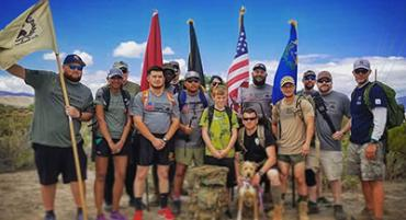 operation battleborn ruck march