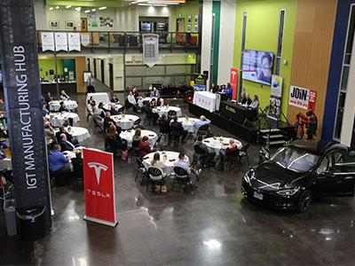 apprenticeship program with join tesla and tmcc